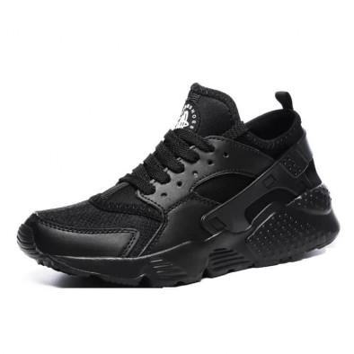 Ανδρικά μαύρα sneakers Plus Size gr020221-16 3