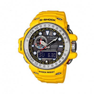 Ανδρικό ρολόι CASIO Gulfmaster G-shock GWN-1000-9AER