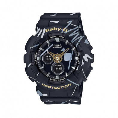 Ανδρικό ρολόι CASIO G-shock BA-120SC-1AER