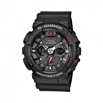 Ανδρικό ρολόι CASIO G-shock GA-120-1AER