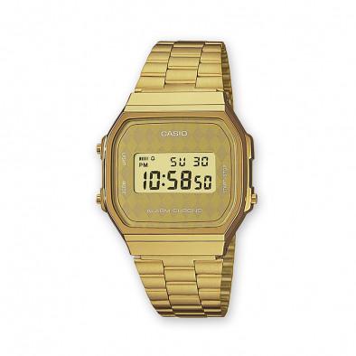 Ανδρικό ρολόι CASIO Collection A168WG-9BWEF
