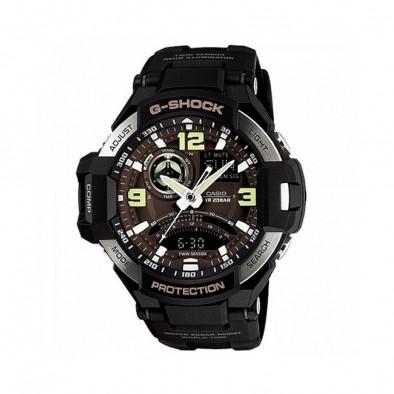 Ανδρικό ρολόι CASIO Gravitymaster G-shock GA-1000-1BER