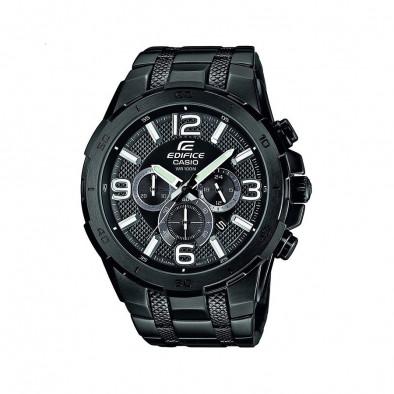 Ανδρικό ρολόι CASIO Edifice EFR-538BK-1AVUEF