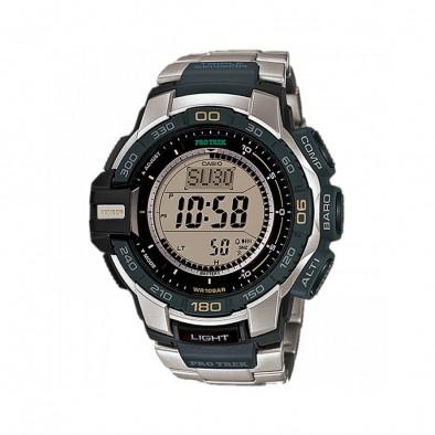 Ανδρικό ρολόι CASIO Pro Trek PRG-270D-7ER