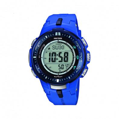 Ανδρικό ρολόι CASIO Pro Trek PRW-3000-2BER