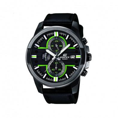 Ανδρικό ρολόι CASIO Edifice EFR-543BK-1A8VUEF