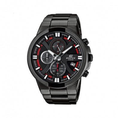 Ανδρικό ρολόι CASIO Edifice EFR-544BK-1A4VUEF