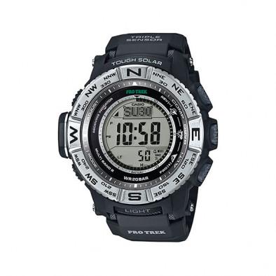 Ανδρικό ρολόι CASIO Pro Trek PRW-3500-1ER