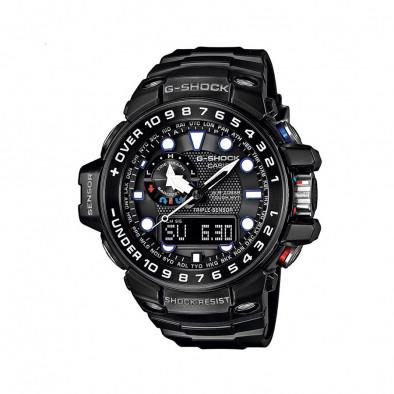 Ανδρικό ρολόι CASIO Gulfmaster G-shock GWN-1000B-1AER