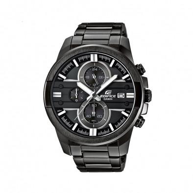 Ανδρικό ρολόι CASIO Edifice EFR-543BK1A-8VUEF