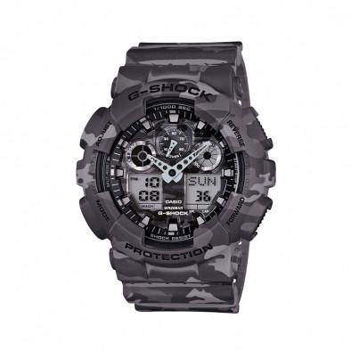 Ανδρικό ρολόι CASIO G-shock GA-100CM-8AER