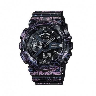 Ανδρικό ρολόι CASIO G-Shock GA-110PM-1AER