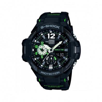 Ανδρικό ρολόι CASIO Gravitymaster G-shock GA-1100-1A3ER