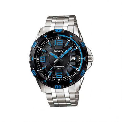 Ανδρικό ρολόι CASIO Collection MTD-1065D-1AVEF