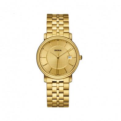 Ανδρικό ρολόι Doxa Royal Gold