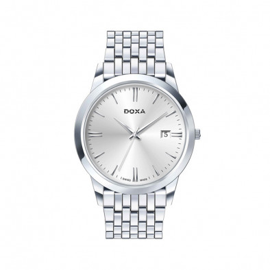 Ανδρικό ρολόι Doxa Classic Slim Line 2 Gent 1061002110