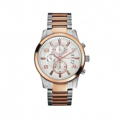 Ανδρικό ρολόι Guess Two-Toned EXEC CHRONOGRAPH W0075G2