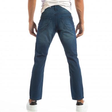 Ανδρικό γαλάζιο τζιν Regular fit House lp060818-24 3