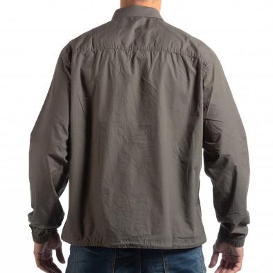 Ανδρικό πράσινο πουκάμισο RESERVED lp290918-170 3
