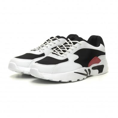 Ανδρικά ελαφριά αθλητικά παπούτσια με χοντρή σόλα  it040619-12 3