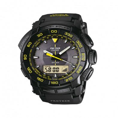 Ανδρικό ρολόι CASIO Pro Trek PRG-550-1A9ER