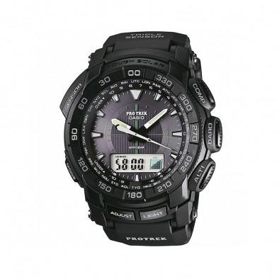 Ανδρικό ρολόι CASIO Pro Trek PRG-550-1A1ER