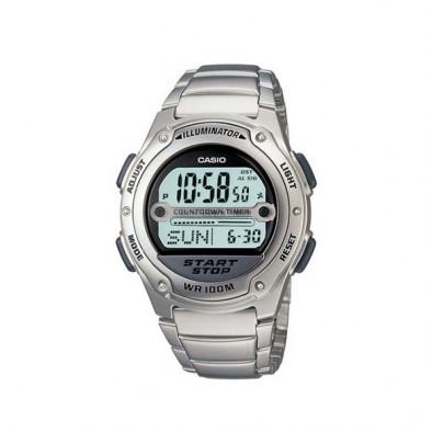 Ανδρικό ρολόι CASIO collection w-756d-7avef