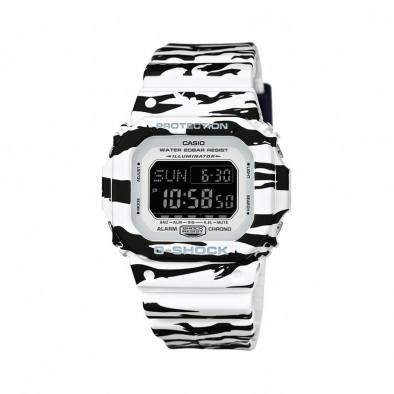Ανδρικό ρολόι CASIO G-shock DW-D5600BW-7ER