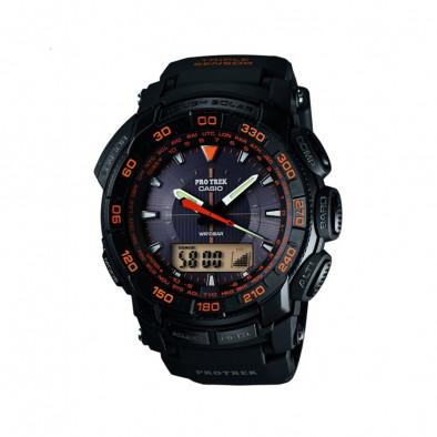 Ανδρικό ρολόι CASIO Pro Trek PRG-550-1A4ER