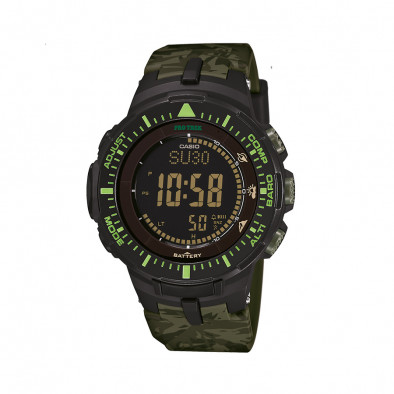 Ανδρικό ρολόι CASIO Pro Trek PRG-300CM-3ER