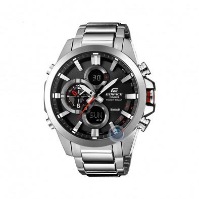Ανδρικό ρολόι CASIO Casio Edifice Bluetooth ECB-500D-1AER ECB500D1AER 3