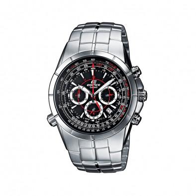 Ανδρικό ρολόι CASIO Edifice EF-518D-1AVEF