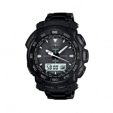 Ανδρικό ρολόι CASIO Pro Trek PRG-550BD-1ER