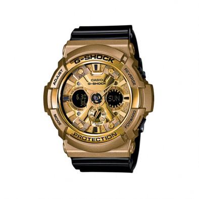 Ανδρικό ρολόι CASIO G-Shock GA-200GD-9B2ER