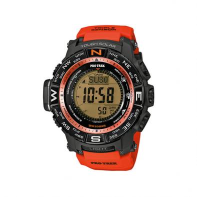 Ανδρικό ρολόι CASIO Pro Trek PRW-3500Y-4ER