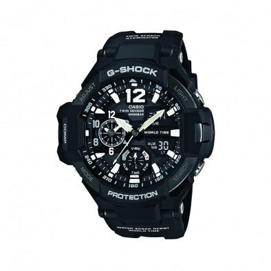 Ανδρικό ρολόι CASIO Gravitymaster G-shock GA-1100-1AER
