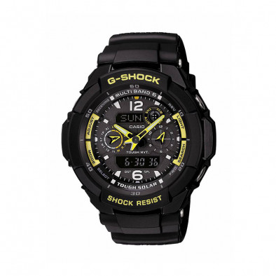 Ανδρικό ρολόι CASIO G-shock GW-3500B-1AER