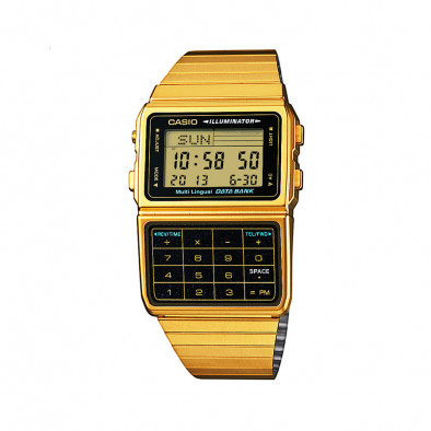 Ανδρικό ρολόι CASIO Collection DBC-611GE-1EF
