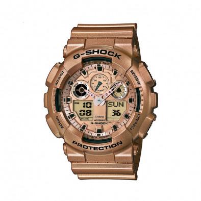 Ανδρικό ρολόι CASIO G-shock GA-100GD-9AER
