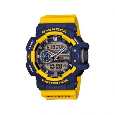 Ανδρικό ρολόι CASIO G-Shock GA-400-9BER