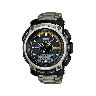 Ανδρικό ρολόι CASIO pro trek prw-5000t-7er