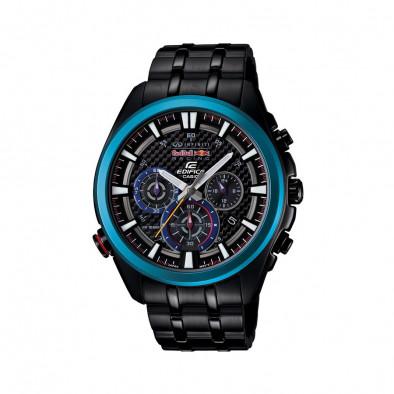 Ανδρικό ρολόι CASIO Edifice EFR-537RBK-1AER
