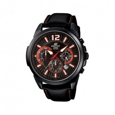 Ανδρικό ρολόι CASIO Edifice EFR-535BL-1A4VUEF