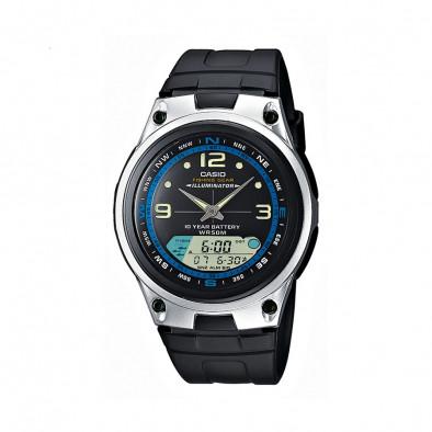 Ανδρικό ρολόι CASIO Collection AW-82-1AVES