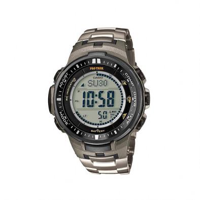 Ανδρικό ρολόι CASIO pro trek prw-3000t-7er