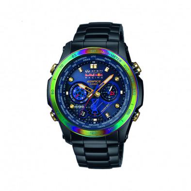 Ανδρικό ρολόι CASIO Edifice EQW-T1010RB-2AER