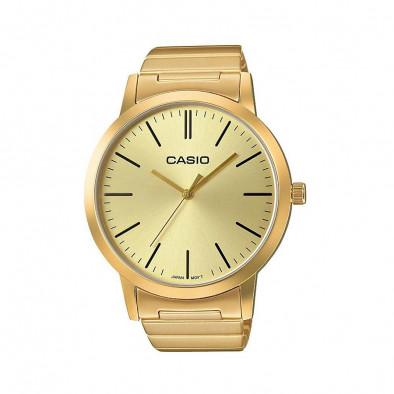 Ανδρικό ρολόι CASIO Collection LTP-E118G-9AEF