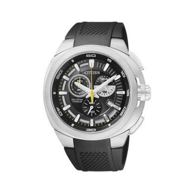 Ανδρικό ρολόι Citizen Eco-Drive Chronograph AT2020-06E