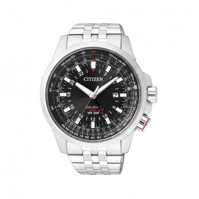 Ανδρικό ρολόι Citizen Promaster Pilot Eco-Drive GMT BJ7070-57E