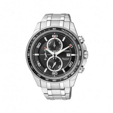 Ανδρικό ρολόι Citizen Eco-Drive Super Titanium CA0340-55E